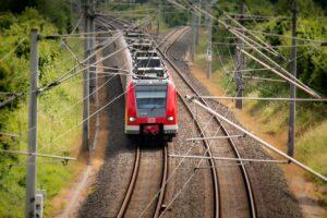 train, railway, s bahn